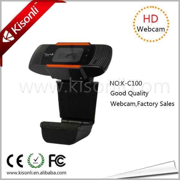 HD Webcam Free Driver USB 2.0 PC Web Camera