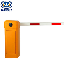 Parking Control System Barricade Gate railway crossing barrier