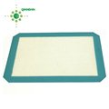 Competitive edge silicone heat resistant kitchen custom dab mat