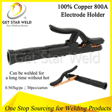 New design 800A Welding Electrode Holder/Easy to handle welding electrode holder