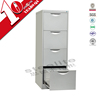 Factory direct office furniture steel filing cabinet and vault / Recessed handles 4 drawer cabinet