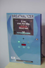 Coin Operated Vending Alcohol Tester