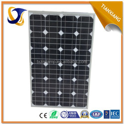 2015 hot sale in Africa factory direct price good quality sunpower solar panel price
