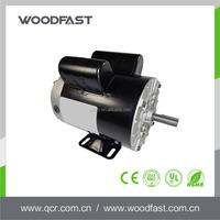 Low noise long life 3000rpm 220 v 2.5 hp electric motor