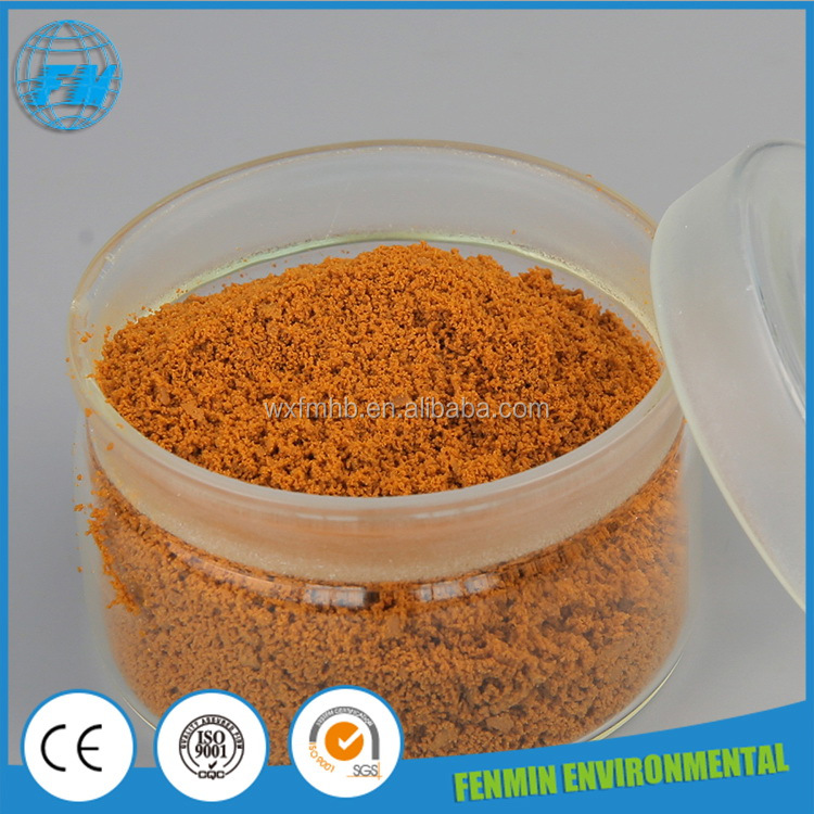 red brown pac 28% poly aluminium chloride