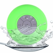 Waterproof Wireless Bluetooth Speaker Mini Portable Bathroom Speakers Audio Receiver Music Player Waterproof Shower Speakers