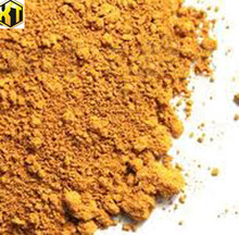 color pigment powder iron oxide yellow for rubber waders