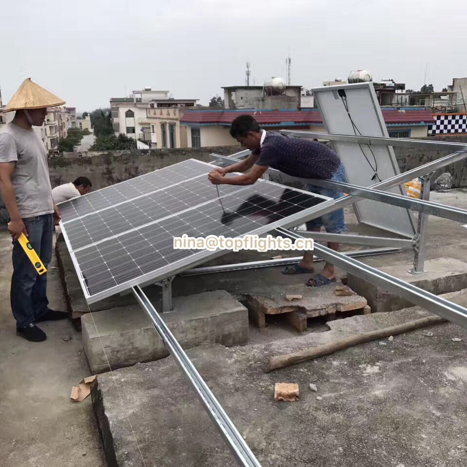 customized Bracket for Solar Panel,Solar Panel Support Structures