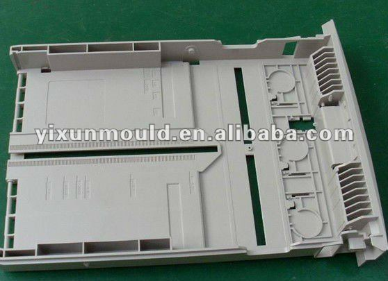 plastic injection mould air condition case