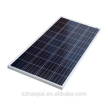 Hot selling products poly solar panel 36cells 150w with good after sale service
