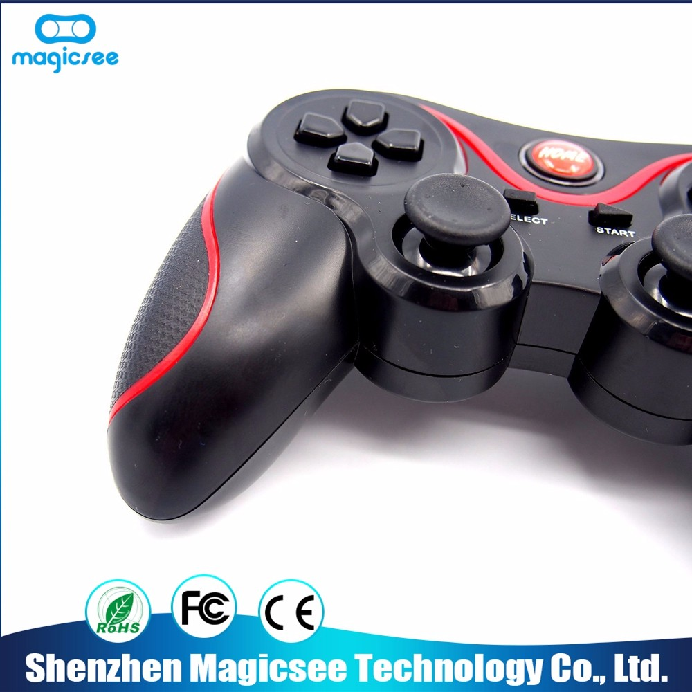 Excellent quality vr gaming controller mini gamepad usb fighter joystick controller for pc