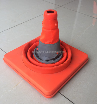 Hot sale in foreign markets red and orange traffic control kits and road cones