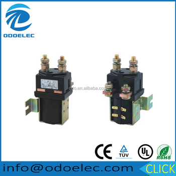 Hot selling SW201 400A 12V DC Contactor 1NO or 1NC