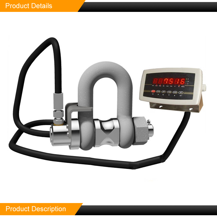 Factory Wholesale sale shackle stainless subsea Load cell small stainless steel shackles
