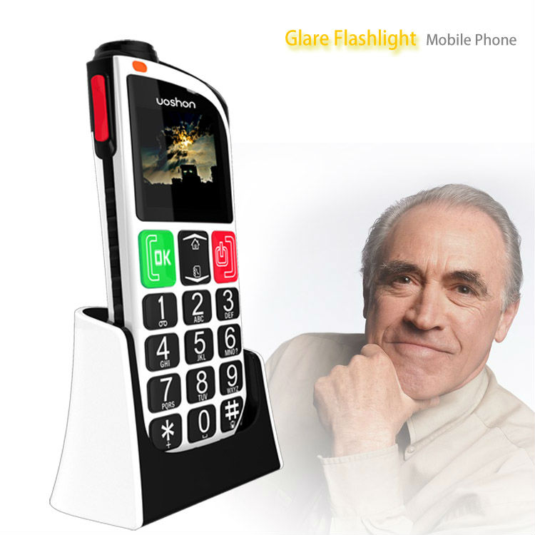 unlocked gsm cordless phones for seniors elderly people 2G mobile phone with CE certificate