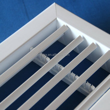 PVC Plastic Air Diffusing Grille