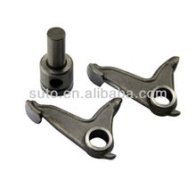 CG125 rocker arm with shaft