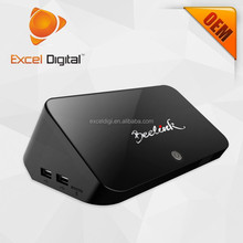 Excel Digital RK3288 Quad-core 1.8GHz A17 2GB 16GB BT 4.0 5Ghz wifi H.265 RK3288 Quad Core R89 TV Box with kodi 15.2/16.0