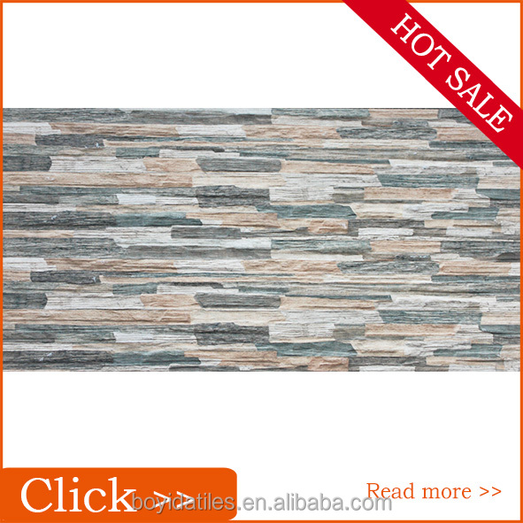 300X600mm Cheap Inject Outdoor Exterior Ceramic outdoor Wall Tiles