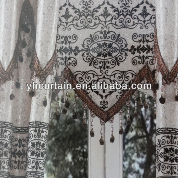 Decorative Beads Curtains Window Curtains