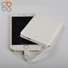 2016 Newest usb power bank ,4000mah power bank, micro usb charger power bank for phone