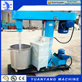 New product ideas 5.5 KW 50-200L Hydraulic Lift high speed paint dissolver