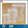 Clear plastic ziplock bag packing ziplock bag custom resealable plastic bags