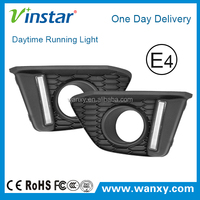 New product led daytime running light for Fit Jazz