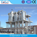 fruit paste evaporating equipment