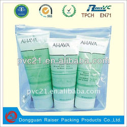 Hot sale pvc cosmetic bags environmental protection