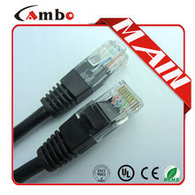 Most popular original 3m utp cat6 patch cord cable Jumper wire