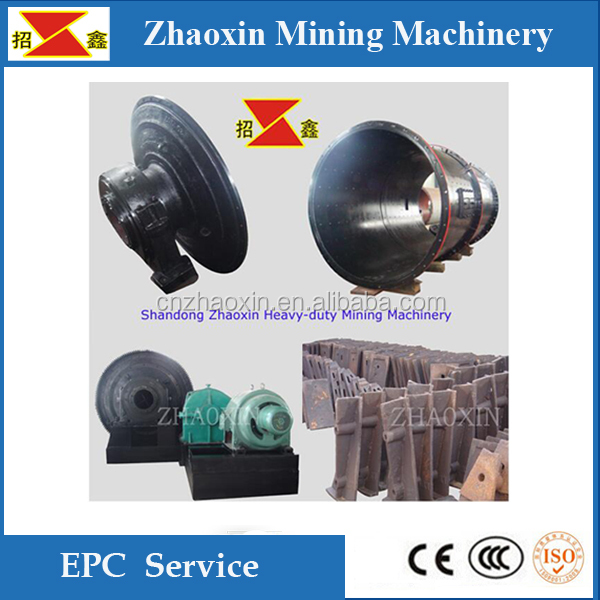 Ore dealing ball mill parts, accessories for sale for iron ore
