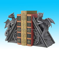 Dragon Ball Resin Gothic Castle Dragons