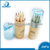 Good Quality MIni Tube Packing Color Pencil With Sharpener