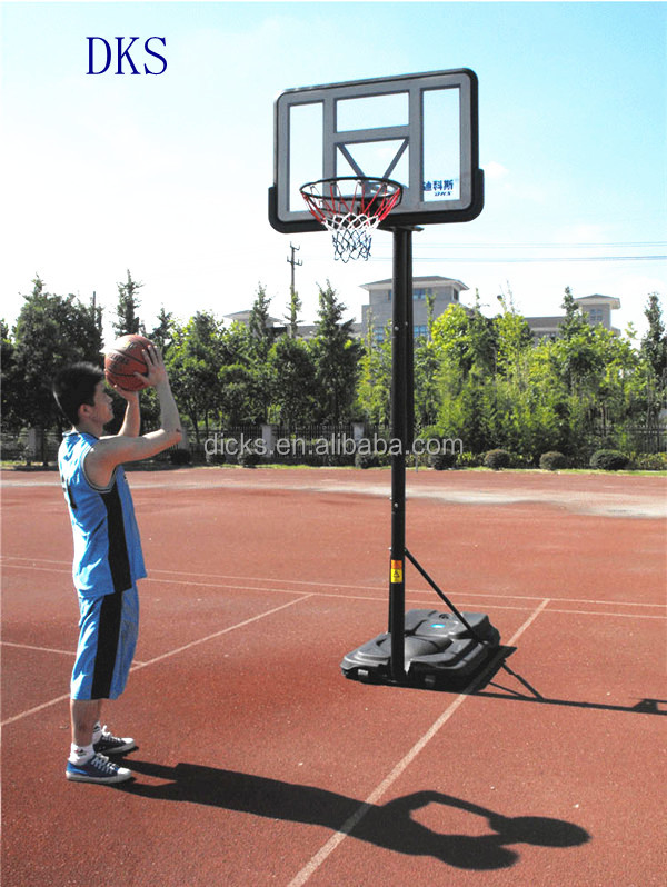 DKS 91100 Adjustable Indoor Basketball Stand Wholesale removable