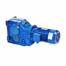 Mineral hollow shaft gearbox for drilling