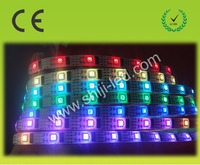 WS2801 RGB LED strip individually addressable LEDs 2801 Pixel strips32 SMD5050 RGB LEDs per meter