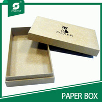 EMPTY CUSTOMIZED ENGAGEMENT PAPER GIFT BOX PACKAGING BOX