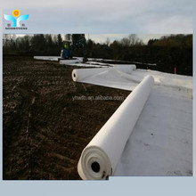 Non-woven landscape fabric weed barrier fabric for agriculture