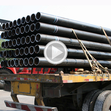 ASTM a333 gr6 api 5l x52 16 20 30 inch 140mm carbon steel seamless pipe