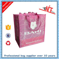 recycled laminated non woven shopper
