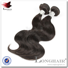5a high quality indian remy gray hair extensions