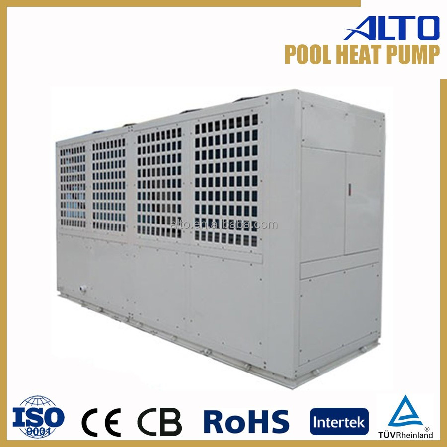 High quality storage heating water swim pool heat pump 150kw 380v