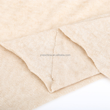 Popular soft punto roma rayon polyester nylon cashmere hacci knitted fabric