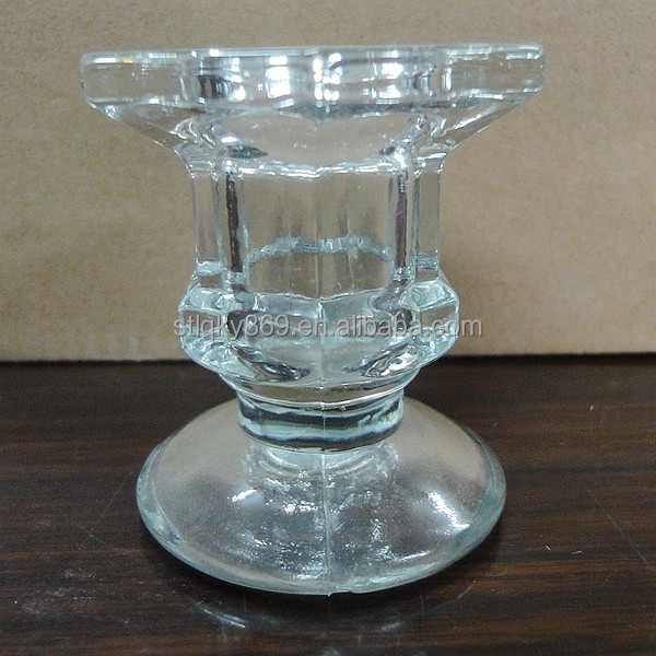 Lye005 Home Decor Glass Candle Holder Hot New Products For