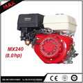 New Style 8.0Hp Four Stroke Gasoline Engine Cycle Used Air Cooling