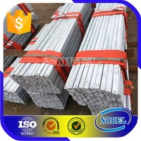 Galvanized Flat Bar Price/Mild Steel Flat Bar Skype:nobelsteel mobile:+86 159-6532-5327