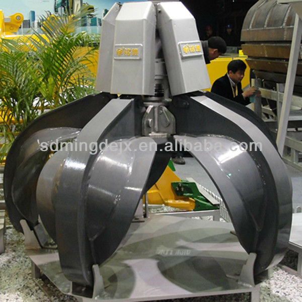 hydraulic lo grab parts for excavator ,loader