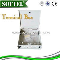 FTTH fiber optic network terminal box/cable connection box