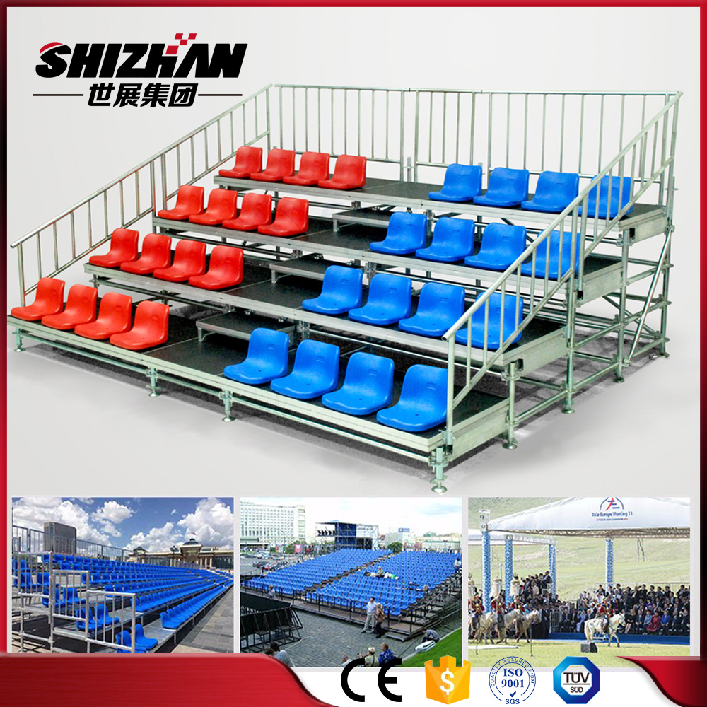Factory customized stadium seat covers/ plastic stadium seat